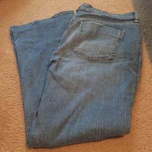 Old Navy Jeans - Oldnavy flare leg pants
